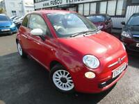 2013 Fiat 500 1.2 Colour Therapy - Red - Platinum Warranty!