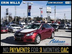 2014 Chevrolet Cruze 2LT   Leather Roof Alloys RS Edition