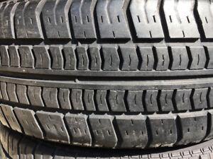 4 pneus été Touring LXR,185-65-R14 et rim Ford Focus 4 x 108mm