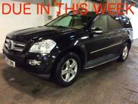 bc40836146 LEFT HAND DRIVE 2007 (57) MERCEDES GL500 V8 PETROL AUTOMATIC 4X4 7 SEATER