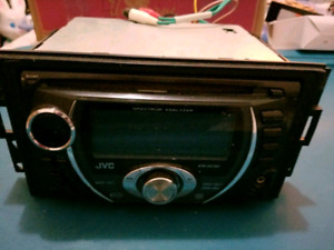 JVC CD Player With Remote!!