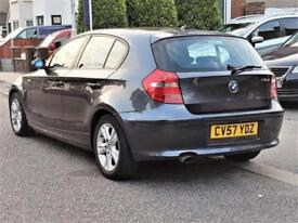 Automatic -- BMW 1 Series 2.0 -- Diesel -- Part Exchange Welcome -- Drives Good