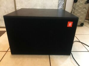 JBL PSW-1000 POWERED SUBWOOFER NEW PRICE