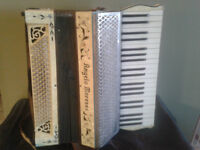 1940's Angelo Moressi Accordion