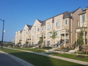 Brand New 2 Storey, 2 Bedroom, 2 parking condo/town for lease