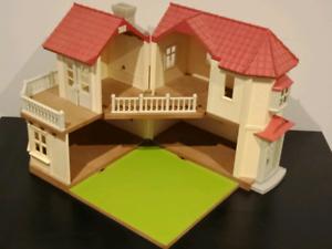 Sylvanian Family Mansion