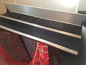 Bang and Olufsen Beomaster 2400 vintage receiver & speakers