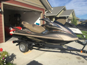2011 Yamaha Super Charged Jet Ski