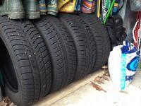 WINTER Tyres Uniroyal 215/60 R16 H XL