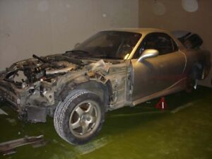Looking to buy fd rx7 shell/project