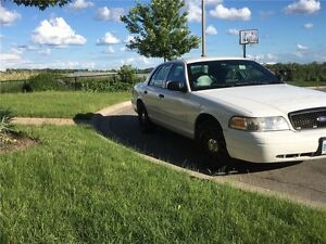 2009 Ford Crown Victoria Police Interceptor SAFETY and E-TESTED!