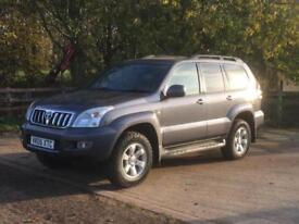 Toyota Land Cruiser 3.0 D-4D LC4 Commercial 2 seat 2005 Grey 162000 miles