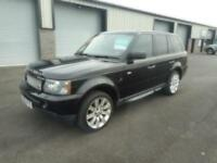 LAND ROVER RANGE SPORT HSE 4X4 5 DOOR AUTO DIESEL UPGRADED WHEELS