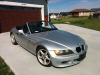1998 BMW Z3 Convertible Roadster - Safetied