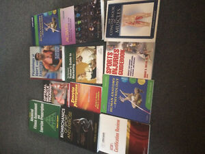 fitness and personal training books