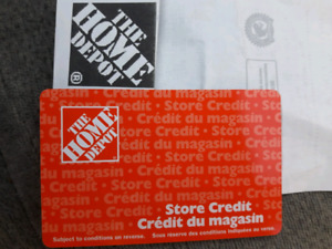 Home Depot Card Far Sale 80%To90%   Phone Number  6476682433