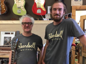 Beardsell Guitars: Quality Repair, Quick Turnaround, Guaranteed