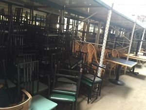 TABLES AND CHAIRS, LARGE SELECTION ***Great price!!!