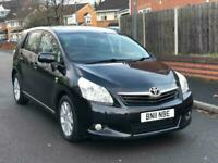 2011 Toyota Verso 2.2 D-CAT T Spirit 5dr (7 Seats) MPV Diesel Automatic