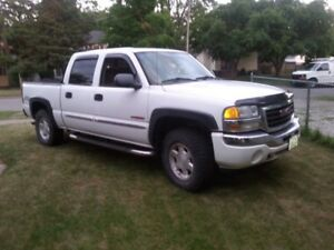 2006 gmc MAX with 6L for sale or trade