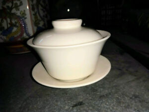 3 Piece Chinese Tea Cups