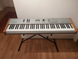 Viscount Viva (portable 76 key semi-weighted keyboard)