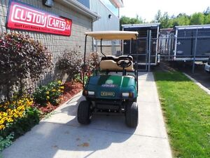 2004 E-Z-GO TXT GAS - 4PASSENGER GOLF CART - LIMITED AVAILABLE Cornwall Ontario image 3