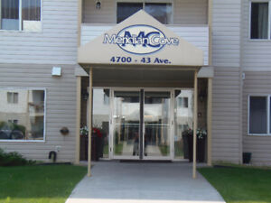 Apartment Style Condo for sale in Central Stony Plain!