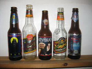 Vintage Beer Bottle Collection Halloween 5 Sarnia Sarnia Area image 1