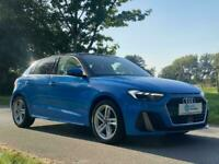 2018 Audi A1 SPORTBACK TFSI S LINE Semi Auto Hatchback Petrol Automatic