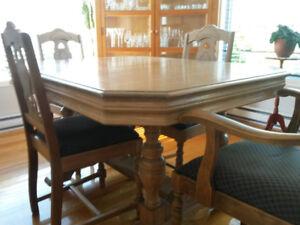 Set de table antique