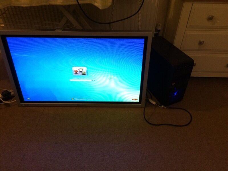Panasonic 42 Inch Pc Monitor Tv