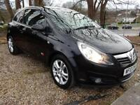 Vauxhall/Opel Corsa 1.2i 16v ( a/c ) 2010 SXR **Finance from £88.79 a month**
