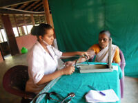 Nutrition and health care program in India