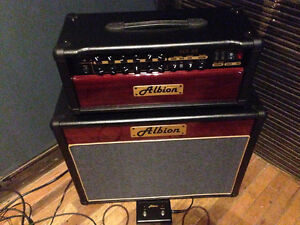 Albion TCT-35 Head and Matching 2x12 Cabinet