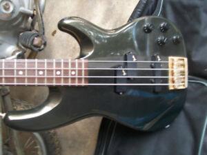 japan fender bass