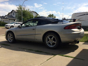 1998 Eagle Talon tsi / must go soon