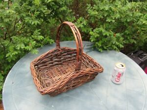 WICKER BASKETS - various styles - REDUCED!!!!