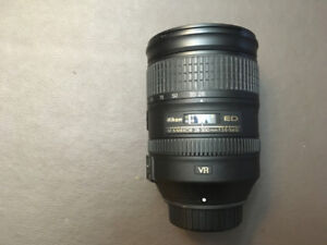 Nikon lenses (14-24 f/2.8, 28-300mm f/3.5-5.6, 200 micro f/4)