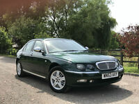 Rover 75 2.5 V6 Connoisseur 2003 (53) 1 OWNER FROM NEW