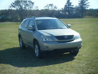 2005 Lexus RX wood trim SUV, Crossover