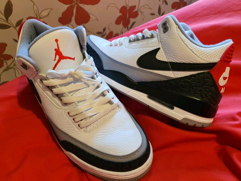 sports shoes da307 7c940 Nike Air Jordan 3 Tinker Hatfield in UK size 10 | in Swansea | Gumtree