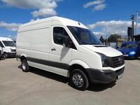 VOLKSWAGEN CRAFTER 2.0 TDi | CR50 | 5 TONNE | MWB | 1 OWNER | AIR CON | 2011