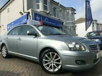 2007 07 TOYOTA AVENSIS 2.0 VVT-I T SPIRIT 5DR 145 BHP ** AUTOMATIC GEARBOX - FAN