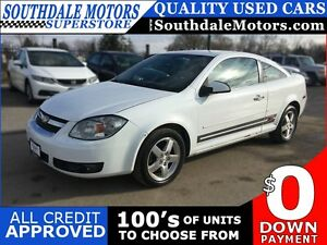 2010 CHEVROLET COBALT LT * PREMIUM CLOTH SEATING * POWER GROUP