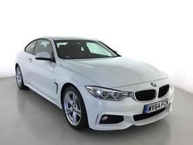 2014 BMW 4 SERIES 420d M Sport 2dr