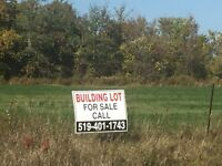 Building Lot For Sell