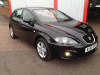 Seat Leon 1.6TDI CR ( 105ps ) 2010 S Emocion ONLY £20 A YEAR ROAD TAX