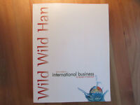 International Business - The Challenges of Globalization
