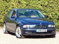 BMW 523 2.5i auto 2000MY i SE